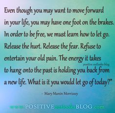 Release The Pain : Quotes