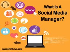 What Is A Social Media Manager Today? | Social Media Manager – What Do They Do?