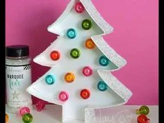 Heidi Swapp Marquee Love tree (and how-to video)