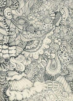 Zentangles / organic / Flickr - Photo Sharing!