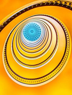 Axelborg Staircase From my weekday blog of Five Things that inspire me...