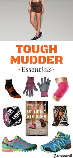 Tough Mudder Shoes And Clothes Tips What To Wear In The