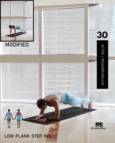 Full Body Hiit Workout, Band Workout, Hiit Workout At Home, Gym Workout Videos, Gym Workout For Beginners, At Home Workouts, Week Workout, Workout Tanks, Workout Gear