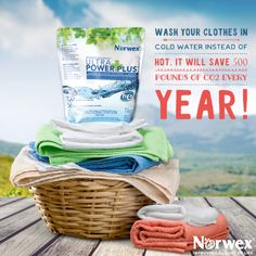 Amazing Tip to do Your Laundry Without Hurting the Environment