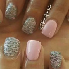 Pink shellac | See more at http://www.nailsss.com/colorful-nail-designs/3/