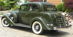 1935 Buick Model 50
