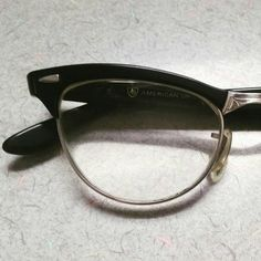 b425c73593d Reduced Price    Vintage Rockabilly 50s 60s Cat Eye Glasses    American  Optical    Nerdy Pinup