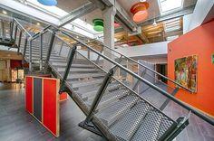 Anton Grevskotts vei 2 (2005) – ARC arkitekter Anton, Stairs, Home Decor, Stairway, Decoration Home, Staircases, Room Decor, Stairways, Interior Design