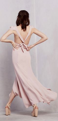 The Barrymore Dress