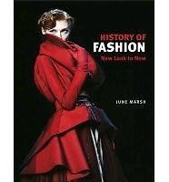 History of Fashion: New Look to Now by June Marsh Hcover NEW