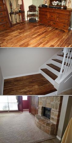At Your Feet Installations is an accredited business by the BBB that provides free consultation for their floor installation services. Their efficient crew also handles floor repair services.