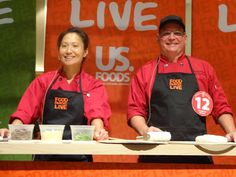 The Food Fanatics Live Culinary Expo | Any Way You Slice It!