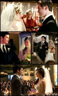 Smallville weddings...well the important ones anyway.