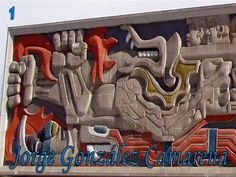 """The muralist, painter and sculptor Jorge González Camarena (1908-1980) was born in Guadalajara, Jalisco, Mexico. He attended the Fine Arts Academy of San Carlos (""""Escuela Nacional de Artes Plásticas"""") in Mexico City. In 1928 headed a movement to promote Diego Rivera to be the dean of the Fine Arts Academy of San Carlos. Jorge was part of the Second Generation of the Mexican School of Painting."""