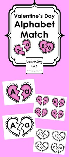 Valentine\'s Day Ten Frame Match | Pinterest | Ten frames, Students ...