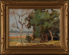 Lot 39 EMERSON LEWIS (Kansas & California 1892-1958)