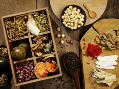 My interview on the healing powers of tea & herbs with Houston Chron's Marci Izard.