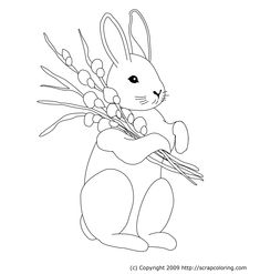 Easter Bunny Free online coloring pages for kids with a rich variety of colorful patterns, gradients, fabrics, papers and textures for hours of fun and creativity. Embroidery Transfers, Hand Embroidery Patterns, Vintage Embroidery, Embroidery Applique, Cross Stitch Embroidery, Embroidery Designs, Embroidery Sampler, Machine Embroidery, Easter Bunny Colouring