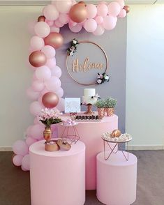fun and modern baby shower games 2019 – Page 11 of 25 baby shower ideas; baby shower ideas for boys; Birthday Balloon Decorations, Baby Shower Decorations, 21st Party Decorations, Balloon Garland, Balloons, Diy Garland, Baby Birthday, Birthday Parties, Pink Und Gold