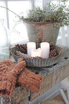 weihnach weihnach The post weihnach appeared first on Rustikal ideen. weihnach weihnach The post weihnach appeared first on Rustikal ideen. Natural Christmas, Scandinavian Christmas, Simple Christmas, Winter Christmas, All Things Christmas, Winter Porch, Primitive Christmas, Rustic Christmas, Vintage Christmas