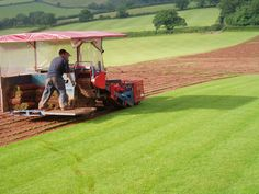Turf Suppliers Somerset | Turfing Specialists | Lawns Somergreen Turf
