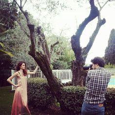 #MakingOf #Photoshoot #Shooting #AtikaG #NewCo #SS16 #Catalog #Clothes #Fashion #Fashionista #FashionAddict #Oriental #OrientalTouch