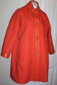 Vintage 1960s Saks Fifth Avenue Long Coat Designer Bonnie Cashin Sills Jacket   eBay