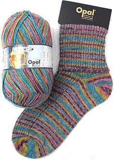 Opal Best Friends Sock Yarn 8866 Harmony
