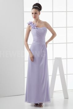 Satin One-shoulder Classic Bridesmaids Dresses - Order Link: http://www.theweddingdresses.com/satin-one-shoulder-classic-bridesmaids-dresses-twdn5256.html - Embellishments: Beading; Length: Floor Length; Fabric: Satin; Waist: Natural - Price: 93.5838USD