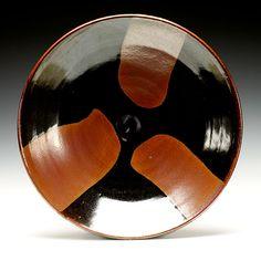 Schaller Gallery | Exhibition | Warren MacKenzie Tea Bowls, Plates And Bowls, Warren Mackenzie, Ceramic Plates, Ceramic Artists, Platter, Home Accessories, Clay, Ceramics