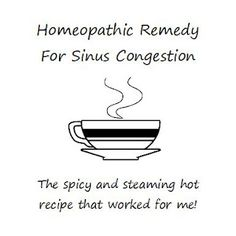 Watch This Video Sensational Natural Remedies for Chest Congestion Relief Ideas. Captivating Natural Remedies for Chest Congestion Relief Ideas. Remedy For Sinus Congestion, Sinus Infection Remedies, Congestion Relief, Chest Congestion, Sinus Relief, Natural Remedies For Allergies, Allergy Remedies, Natural Home Remedies, Homeopathic Medicine