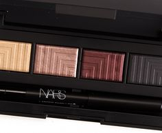 NARS Dead of Summer Dual-Intensity Eyeshadow Palette Review, Photos, Swatches