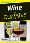 Wine For Dummies:Book Information - For Dummies