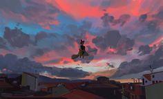 Kiki's Delivery Service | Studio Ghibli