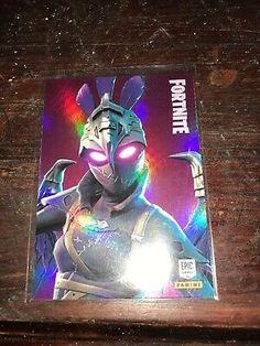 Choose your Fortnite Season 1 Trading Card FOIL HOLO Panini RARE EPIC LEGENDARY