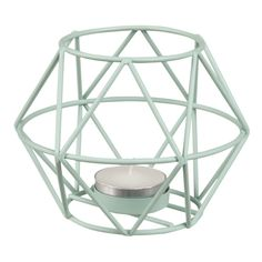 Green Wire Candle Holder | Maisons du Monde