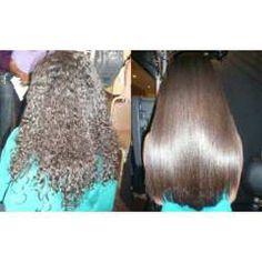 Brazilian Keratin Hair Photos | Before and After SoftLiss Keratin | SoftLiss USA