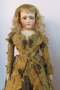 "24"" antique Jumeau Portrait Fashion Poupee, ca. 1865-70  (not for sale)"