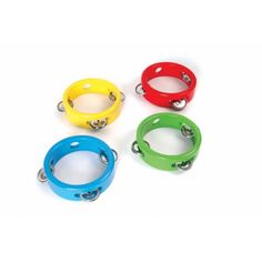 Lovely brightly coloured wooden tambourines that make a terrific musical gift for children. Buy your Tidlo Mini Tambourines now at The Toy Centre Musical Toys For Kids, Music For Kids, Kids Toys, Children's Instruments, Toy Musical Instruments, Goat Toys, Traditional Toys, Preschool Toys, Toys Shop