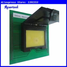 Acartool VBGA134S ic socket UP818 UP828 serial programmer iphone 4/4S/5 VBGA134 test adapter