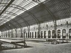 Estación del Norte (1917) - Valencia (Spain)