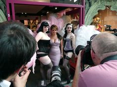 Jacqueline Gold on 9 June 2008, outside the Ann Summers shop on New Oxford Street, London