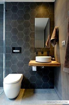 21 Big Ideas for Tiny Bathrooms
