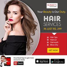 Tremendous 10Deals Exclusive Haircut Deals Get Haircut Head Wash Head Hairstyles For Women Draintrainus