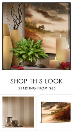 """Landscape"" by signaturenails-dstanley ❤ liked on Polyvore featuring interior, interiors, interior design, home, home decor, interior decorating and Julien Macdonald"