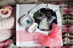 Handmade Mini Baby Book by Smitha Katti