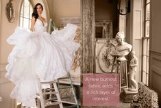 Langdon by @WtooWatters Wtoo Bridal, Girls Dresses, Flower Girl Dresses, Bridesmaid Dresses, Wedding Dresses, Beautiful Gowns, Ethereal, Mother Of The Bride, Designer Dresses