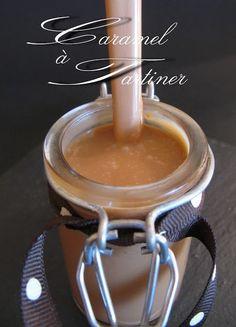 Une douceur qui se mange à la petite cuillère... Un véritable péché de gourmandise!  120 g de sucre 50 g de beurre 1/2 sel 1 pincée de Fleu...