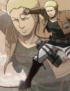 Attack on Titan ~~ Fight! :: Reiner