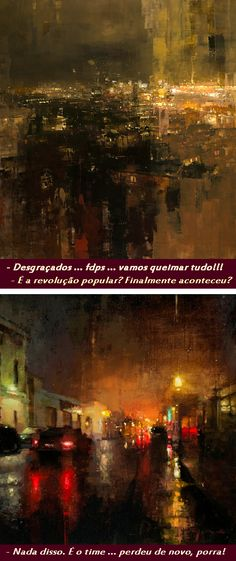 Sala Fério: VAMOS QUEIMAR TUDO, PORRA!!!